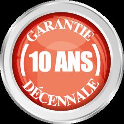 Garantie décennale : 10 ans !